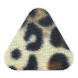 Estampado leopardo manchado altavoz bluetooth
