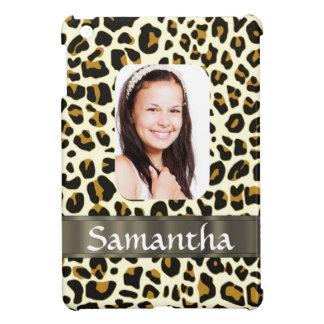 Estampado leopardo personalizado