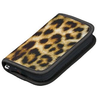 Estampado leopardo planificador