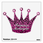 Estampado leopardo rosado - etiqueta conocida de e