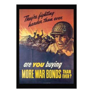 Están luchando la guerra mundial 2 anuncio personalizado