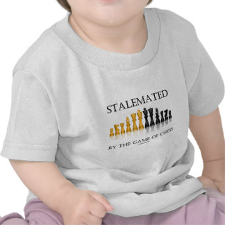 Estancado por The Game del ajedrez (ajedrez reflex Camisetas