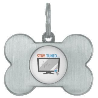Estancia adaptada placas mascota