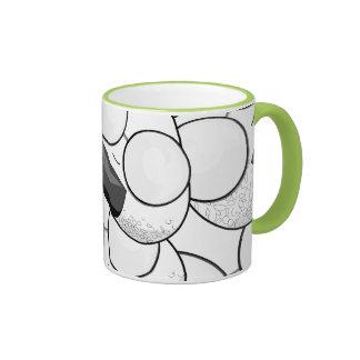 Estancia cerca de mí - empollón taza de dos colores