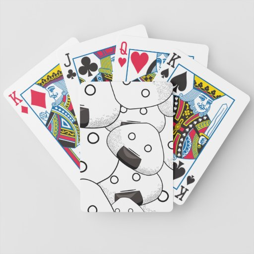 Estancia cerca de mí - miedo baraja de cartas