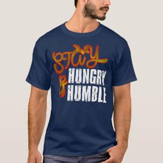 Estancia hambrienta y humilde playera