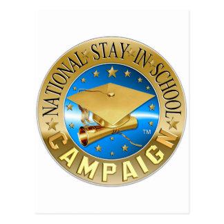 Estancia nacional en engranaje de la escuela postal