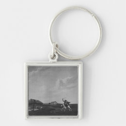 Estancia  on the River San Pedro Keychain