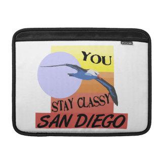Estancia San Diego con clase Funda MacBook