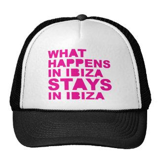 Estancias en Ibiza Gorra