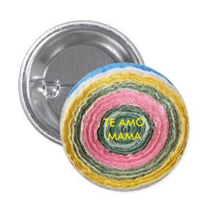Estándar: 3.2 cm pequeña chapis /Chapa redonda Pin Redondo De 1 Pulgada