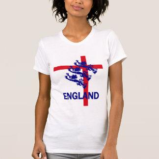 Estándar de Inglaterra y cruz reales de San Jorge Camiseta