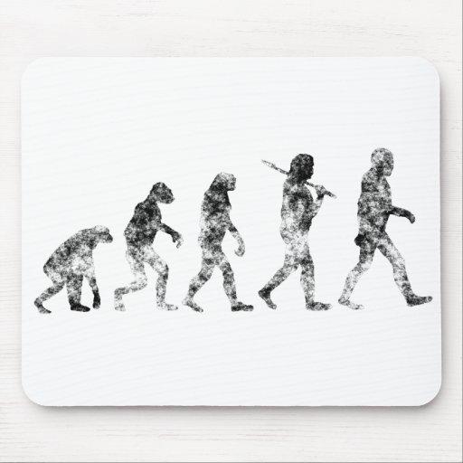 Estándar de la evolución - nubes mousepad
