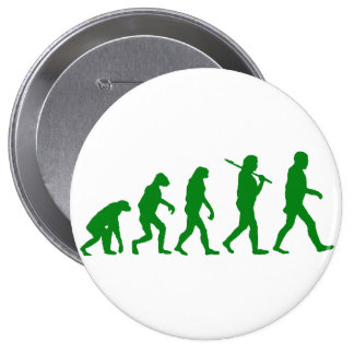 Estándar de la evolución - verde pin