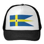 Estándar de la familia real de Suecia Gorra