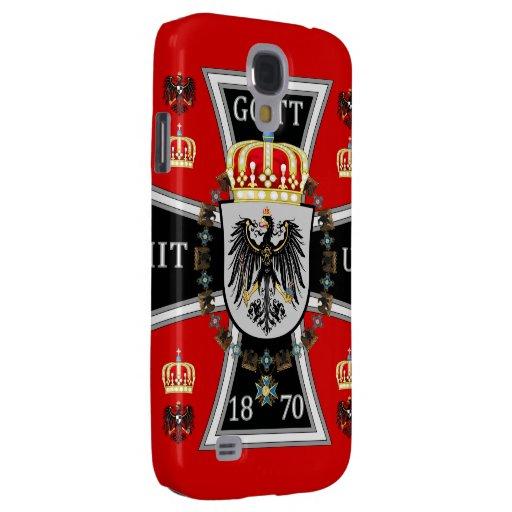Estándar de Prusia Funda Para Galaxy S4