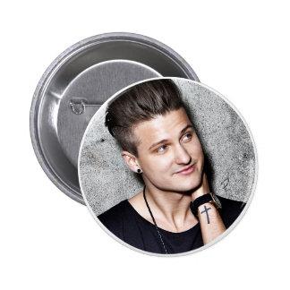 Estándar (de Tom), insignia redonda de 5,7 cm Pin Redondo De 2 Pulgadas