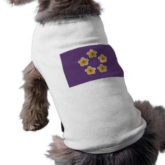 Estándar naval el primer ministro Japón, Japón Camiseta De Perrito