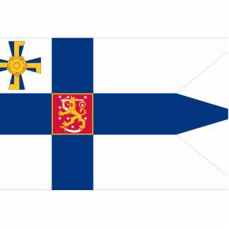 Estándar presidencial de Finlandia, Finlandia Fotoescultura Vertical