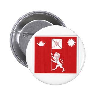Estándar real de Nepal Pins