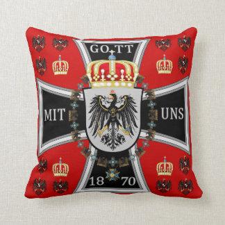 Estándar real de Prusia Almohada
