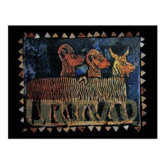 Estándar real de Ur Iraq Tarjeta Postal