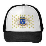 Estándar real del Reino de Francia, Francia Gorro