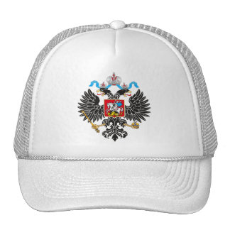 Estándar ruso imperial gorra