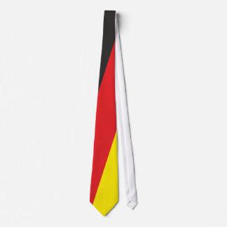 Estandarte bandera flag Alemania Germany Corbata Personalizada