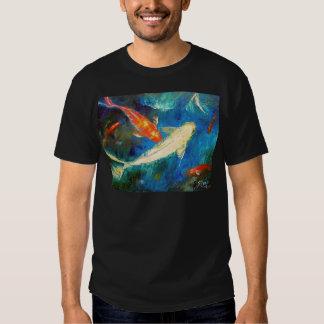 Estanque de peces de Koi Remeras