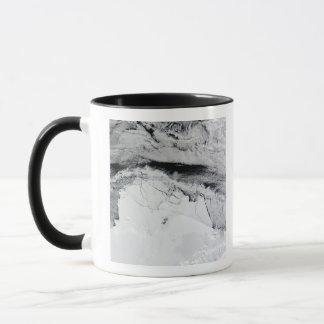Estante de hielo de Shackleton, la Antártida Taza