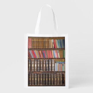 Estante para libros bolsa de la compra