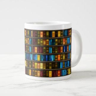 Estantes 1 taza enorme taza grande