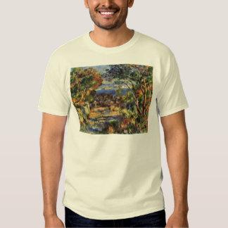 Estaque de Pierre-Auguste Renoir (la mejor Remeras
