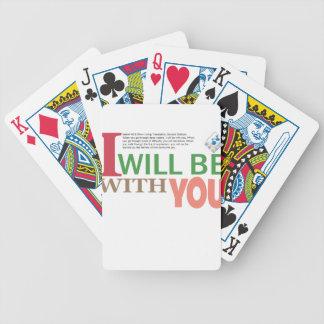 Estaré con usted barajas de cartas