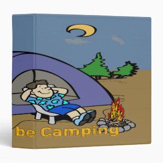 """Estaría acampando bastante - la escena 1,5"""" del ca"""