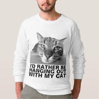 ESTARÍA BASTANTE CON MI CAT, camisetas divertidas Remeras