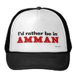 Estaría bastante en Amman Gorras De Camionero