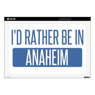 Estaría bastante en Anaheim Calcomanía Para 43,2cm Portátil