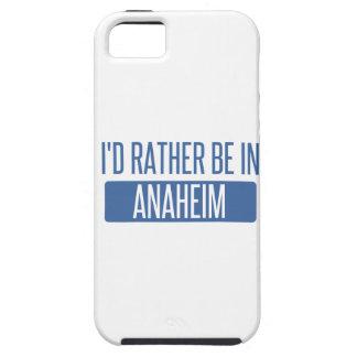 Estaría bastante en Anaheim iPhone 5 Carcasa