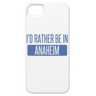 Estaría bastante en Anaheim iPhone 5 Funda