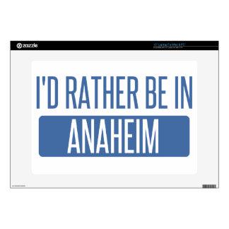 Estaría bastante en Anaheim Portátil 38,1cm Skin