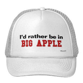 Estaría bastante en Apple grande Gorros Bordados