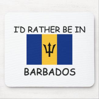 Estaría bastante en Barbados Alfombrilla De Ratones