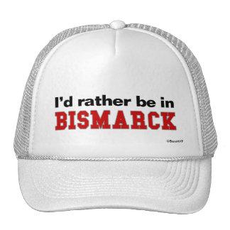 Estaría bastante en Bismarck Gorro De Camionero