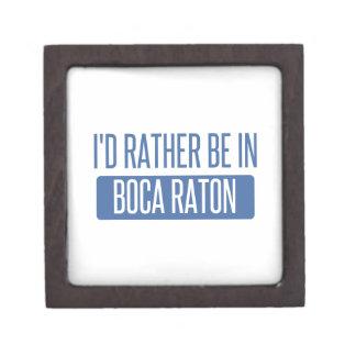 Estaría bastante en Boca Raton Caja De Regalo De Calidad
