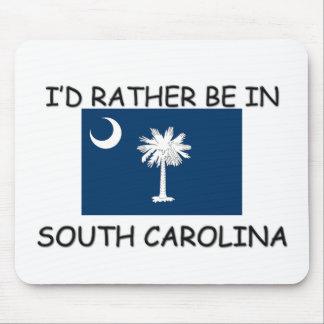 Estaría bastante en Carolina del Sur Alfombrilla De Raton