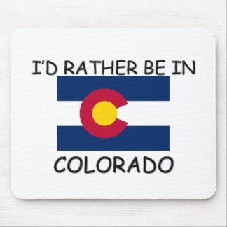 Estaría bastante en Colorado Tapetes De Raton