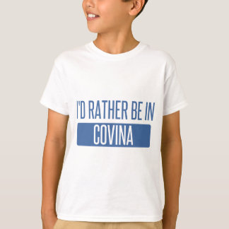 Estaría bastante en Covina Playera