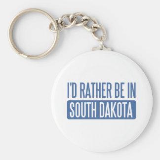 Estaría bastante en Dakota del Sur Llavero